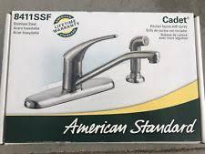 american standard cadet kitchen faucet american standard cadet faucet ebay