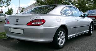 file peugeot 406 rear 20070730 jpg wikimedia commons