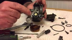 1981 honda c70 passport 13 cleaning the carburetor youtube