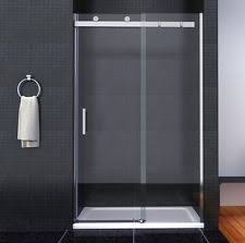 1500 Shower Door Frameless Sliding Shower Door Ebay