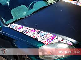 jdm sticker on car sticker bomb u0026 a civic u2014 a jdm love fest