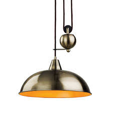 decro modern vintage industrial pendant rise and fall ceiling