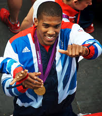 anthony joshua wikipedia