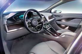 luxury cars inside jaguar u0027s i pace concept is a long range electric suv news the
