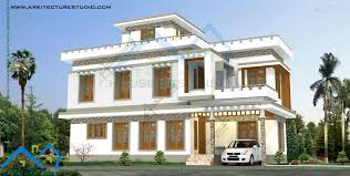 Contemporary Style Homes by Villa 1 Khd My Dream House Plans Pinterest Dream House