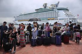 black friday cruise deals royal caribbean cruise ship on rescue mission in puerto rico st thomas st