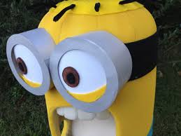 craftaholics anonymous how to make minion costumes tutorial