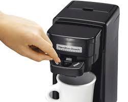 Hamilton Beach Coffee Maker K Cup Beach Flex Brew 2 Way Coffee Maker