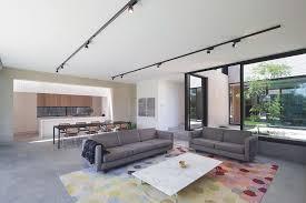 track lighting in living room dream houses contemporary living room with track lighting and