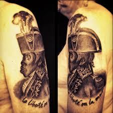 haiti ayiti 1804 tattoos sola rey