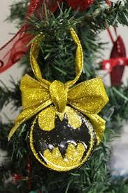 batman ornament treasure the moment