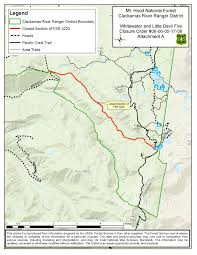 Oregon Forest Fires Map by 8 Closures On Pacific Crest Trail Due To Fire Right Now Snowbrains