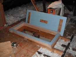 fall proof full proof attic ladder attic access cover u2013 stetten