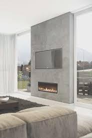 attractive modern corner fireplace design ideas beige brick
