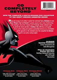 Seeking Complete Series Batman Beyond The Complete Series Various Tv