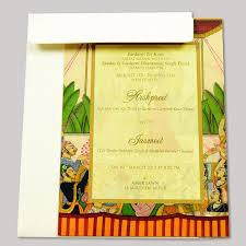hindu wedding card 8 irresistible hindu wedding cards to enthral your guests