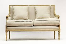 French Settee Loveseat Louis Xvi Settees