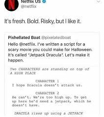 Jetpack Meme - jetpack dracula imgur
