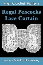 Crochet Lace Curtain Pattern 7 Beautiful Patterns For Crochet Curtains