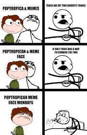 Meme Face Text - poptropican meme face mondays round 25 poptropica help blog
