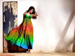 colorful dress colorful dress true colors bright