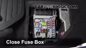 2011 cadillac srx manual interior fuse box location 2010 2016 cadillac srx 2011 cadillac