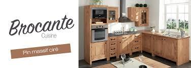 découvrez nos cuisines en bois massif véritable lieu de partage