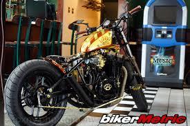 honda 650 honda cb650sc nighthawk bobber big pimpin u0027 cycles bikermetric