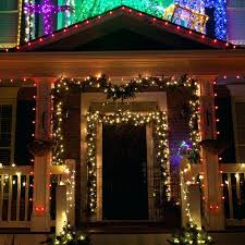christmas light ideas for porch outdoor holiday decorating ideas old fashioned porch decorating by