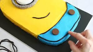 minion birthday cakes minion sheet cake bettycrocker