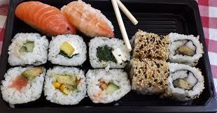 cuisine japonaise santé images gratuites plat repas aliments algue asie poisson en