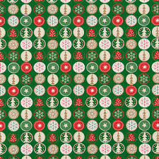 christmas gift wrap paper vintage christmas gift wrapping paper by thegooseandthehound