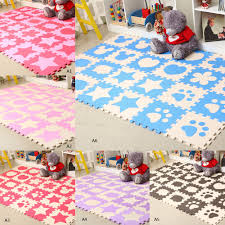 Buy Kids Rug by 1 Pc New Soft Eva Foam Pattern Puzzle Mat Pad Floor Crawling Rugs