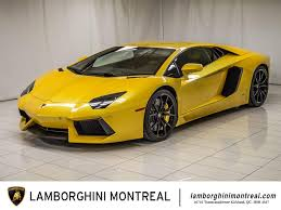 used lamborghini prices used 2015 lamborghini aventador lp700 4 for sale in montreal