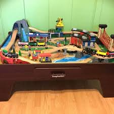 imaginarium train table 100 pieces find more imaginarium 100 piece mountain rock train table