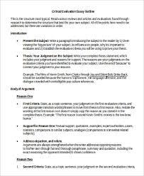 My student life essay Template net