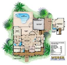 caribbean house plans island style architecture floor plans w