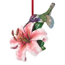 a moment in time hummingbird ornaments your 1st one is free