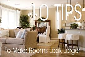 how to make a small living room feel bigger centerfieldbar com