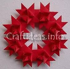German Christmas Decorations Info by How To Make A German Christmas Star If I Have The Time And