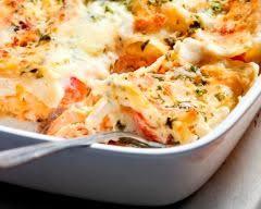 cuisiner le saumon frais lasagnes recette