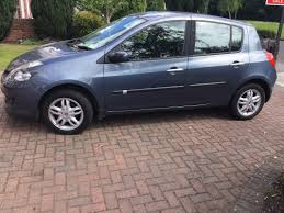 used renault clio 2006 petrol 1 1 blue for sale in meath