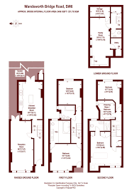 75 Sqm To Sqft by 5 Bedroom Wandsworth Bridge Road London Sw6 Property For Sale