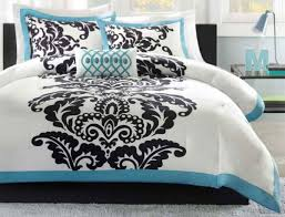 astonishing ideas for black and white bedding designs decorating amusing design bedding ideas with black