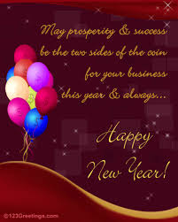 new year business greeting free business greetings ecards 123