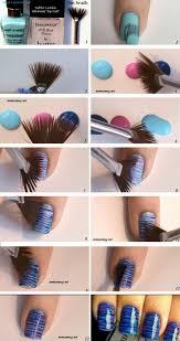 easy breezy diy nail art to try this season nail nail