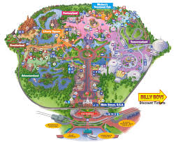 Flordia Map Orlando Florida Area Maps
