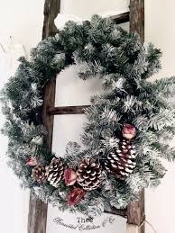 rustic french christmas