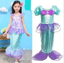 Mermaid Halloween Costume Compare Prices Kids Costumes Mermaid Shopping Buy
