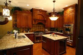 Custom Island Kitchen Extraordinary L Shaped Kitchen Island With Cooktop On Interesting